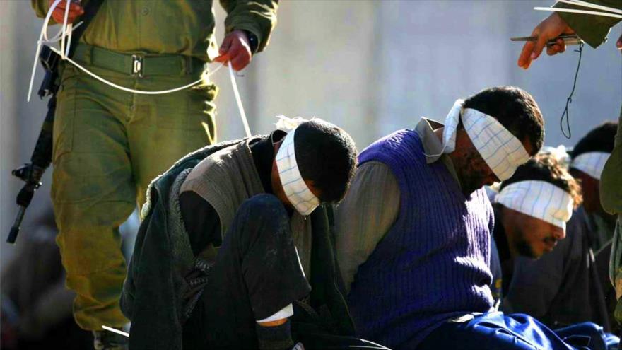 1600 presos palestinos en huelga de hambre por la libertad y la dignidad