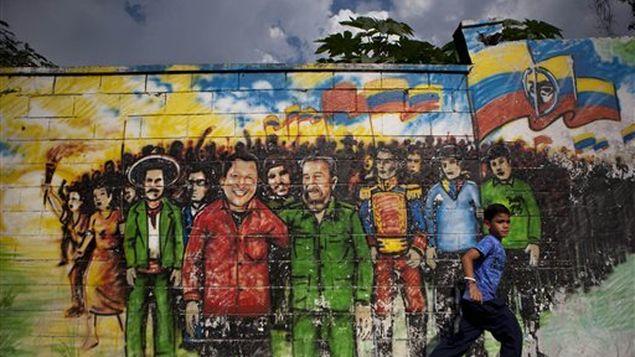 Los pilares de la revolución bolivariana de Venezuela