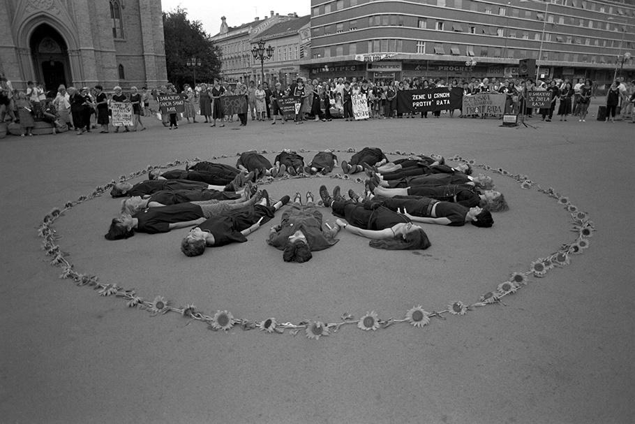 Feministas y antimilitaristas por la paz y el desarme