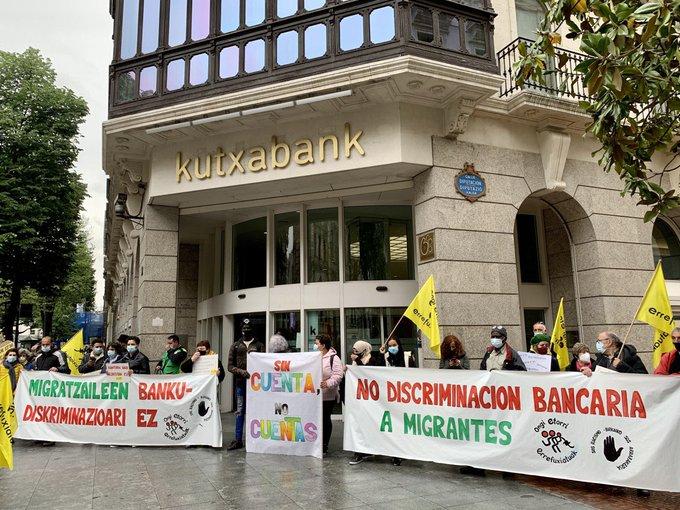 «Sin cuenta, no cuentas», contra la discriminación bancaria a las personas migrantes